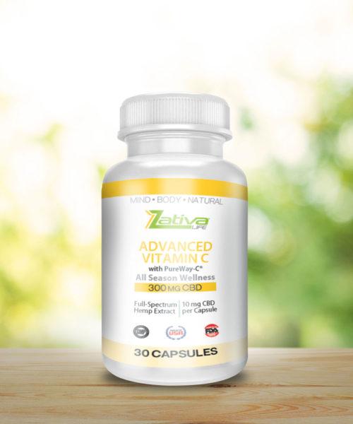 Advanced-Vitamin-C--300mg-CBD-Capsule