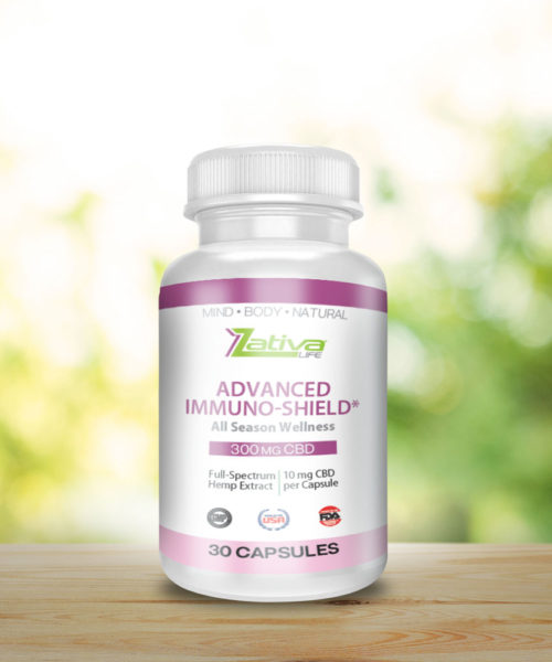 zativa-life-advanced-immuno-shield-immune-health-300mg-CBD-capsule