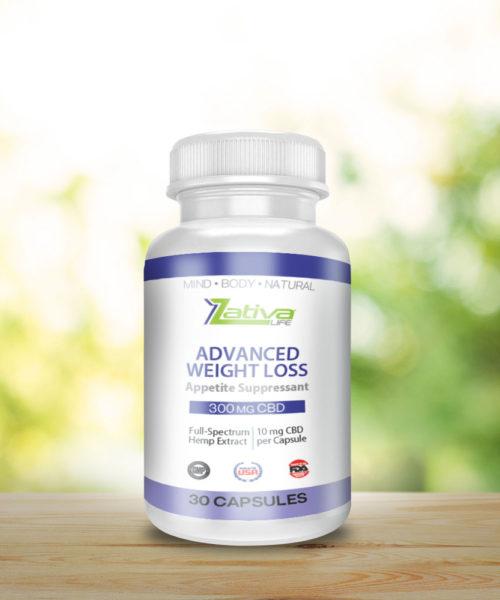 zativa-life-advanced-wight-loss-appetite-suppresant-300mg-CBD-Capsule